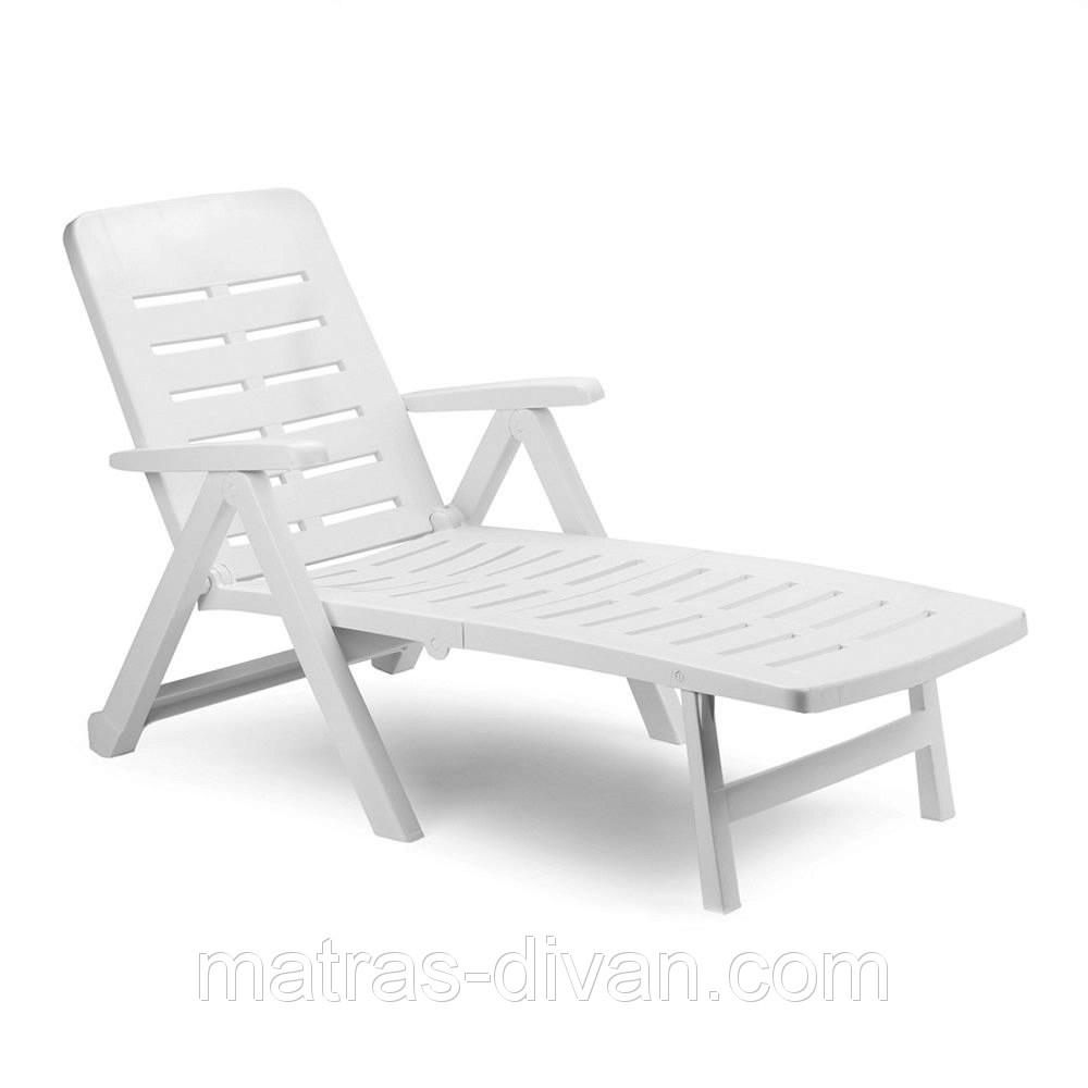 лежак пляжный соломенный