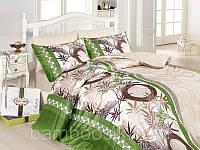 Комплект бамбуковой постели Tamary Yeşil
