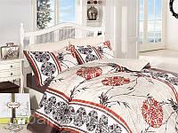 Комплект бамбуковой постели Luna Kahve