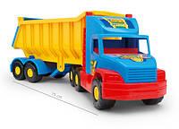 Игрушечная машинка Грузовик-самосвал серии Super Truck Wader (36400)