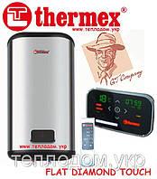 Водонагреватель THERMEX FLAT DIAMOND TOUCH ID 100 V (7 лет гарантии, Нержавейка бак)