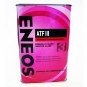 Масло для АКП Eneos ATF Dexron — III 0.946лит (банка)