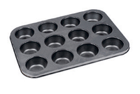 Форма для выпечки кексов 34.5*26*3см
