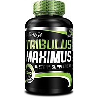 Tribulus Maximus 1500 mg Extra Strong BioTech USA 90 tabs.