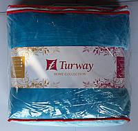 Плед-простынь Флис 200*220 (Однотонный) Turway