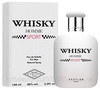 Мужская туалетная вода Whisky SPORT M 100 ml