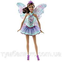 """Кукла Barbie """"Фея"""" серии """"Сочетай и смешивай"""" CBR13 в голубом (Коллекция 2014)"""