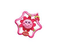 Развивающая игрушка-погремушка «Цветочек»