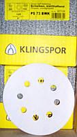 PS 73 BWK Klingspor шлифовальные круги на липучке самозацепляемые
