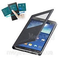 S View Cover Чехол-панель для Samsung Galaxy Note 3 Черный