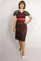 Стильное гипюровое платье, фото 1