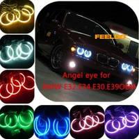 Ангельские глазки диодные (7 цветов) BMW E30/Е32/Е34