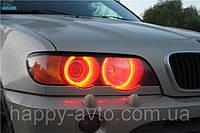 Ангельские глазки ccfl BMW E36/Е38/Е39/Е46 (Красные)