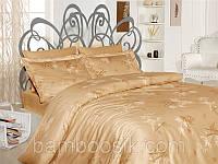 Комплект бамбуковой постели Dimitra Cappuccino