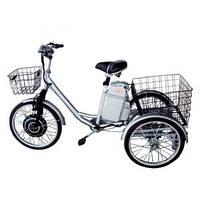 Электровелосипед Happy трицикл