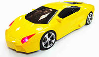 Портативная колонка Luxury MP3 USB MicroSD 5081 Lamborgini Yellow