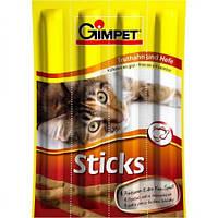 Gimpet Sticks мясные палочки для кошек с индейкой и дрожжами 20г