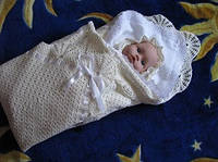 Комплект для новорожденных из 5-и единиц Hand Made
