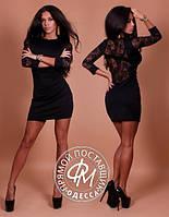 """Купить красивое женское платье """"Гипюровая спинка"""" в интерне-магазине недорого"""