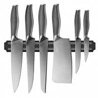 Магнитный держатель для ножей SUN NO-26 средний  (38 см) подставка под ножи купить в Украине