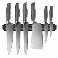 Магнитный держатель для ножей SUN NO-27 маленький  (33 см) подставка под ножи купить в Украине