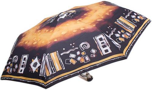 Очень красивый женский зонт, полуавтоматический AIRTON (АЭРТОН) Z3615-15 Антиветер