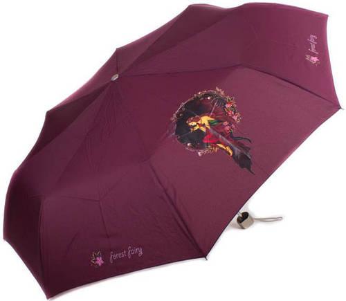 Женский механический компактный зонт AIRTON (АЭРТОН) Z3512-10