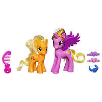 Набор My Little Pony Принцесса Каденс И Эпл Джек
