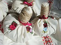 Жгучая Роза: тонизирующие травяные мешочки для массажа, ванны, бани