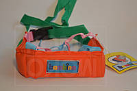 Ходунки вожжи для детей (Бомбино) Bombino. Цвет морковный.