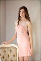 Сорочка Shato - 509 (женская одежда для сна, дома и отдыха, домашняя одежда, ночная рубашка)