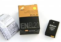 Аккумулятор EN-EL20 для фотоаппаратов NIKON 1 J1, J2, J3, CoolPix A
