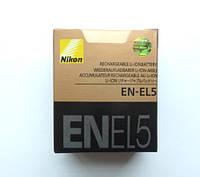 Аккумулятор EN-EL5 для NIKON COOLPIX series