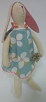 Детская мягкая игрушка Зайка Лапочка