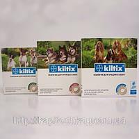 Килтикс ошейник от блох и клещей для средних собак 48 см