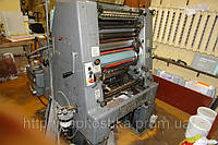 Heidelberg GTO-52 печатная машина, фото 1