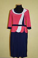 Женское платье с рукавом с 52 по 60 опт розница эльдорадо