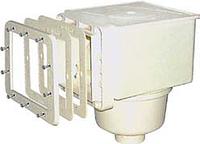 Скиммер из пластика V10 150x150 мм