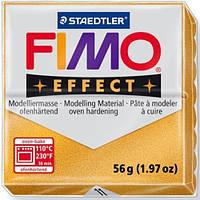 Брусок Fimo Effect Фимо Эффект золото 11-56 г, фото 1
