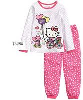 Детская пижама для девочки на 1 и 2 года Пижамы Gap, Гап для девочек. Пижама Hello Kitty