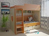 Двухъярусная кровать для мальчиков Boys