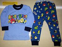 Пижама Old Navy для мальчика 1-2 года Злые птицы