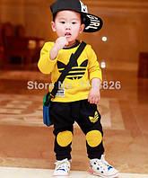 Детский комплект для мальчика ADIDAS: реглан+штаны