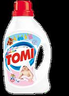 Гель для стирки детского белья Tomi baby color 3л 40стирок