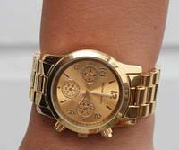 Роскошные женские часы от michael kors  - образ благосостояния и гламура