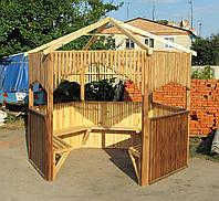 Беседка для дачи и частного дома