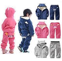 Детские тёплые костюмы на меху, меховушка Gap Гап, Гэп, Мишка для мальчика и девочки рост 80-120см