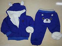 Тёплый зимний костюм на меху, меховушка, костюмы Gap, Гап, Гэп для мальчика рост 80-120см