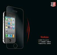 Защитное стекло для iPhone 4/4S - Yoobao Tempered glass 0.3 mm