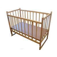 Кроватка КФ с качалкой